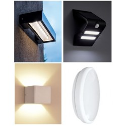 Apliques y Plafones superficie LED