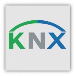 Control LED KNX