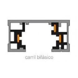 Foco LED Carril Bifásico