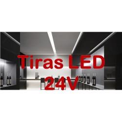 Tiras LED a 24V