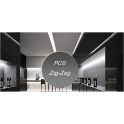 Tiras LED Zig-Zag