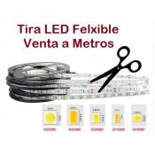 Tiras LED Venta por Metros