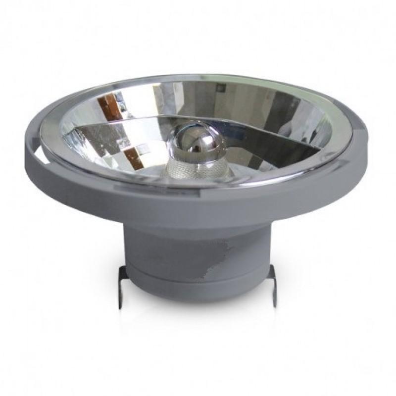12V AR111 G53 LED 15W Lámpara Aluminio 110º thCsdrQxB