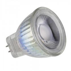 Lámpara LED MR11 Cristal 3W