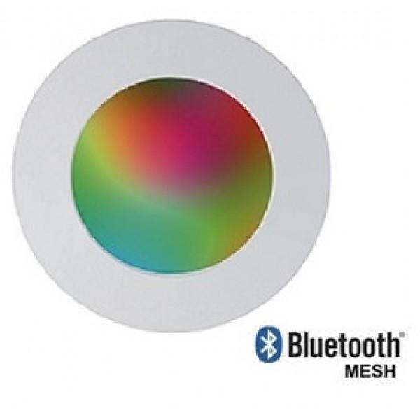 Downlight panel LED Redondo 120mm Blanco 6W SMART