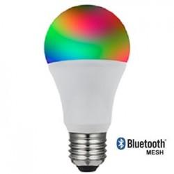 Lámpara LED Standard E27 9W SMART Bluetooth