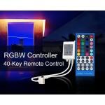 Controlador para tira LED RGBW 72W con mando