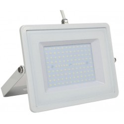 Foco Proyector LED exterior Slim Blanco NEOLINE Pro VT 100W IP65 SMD