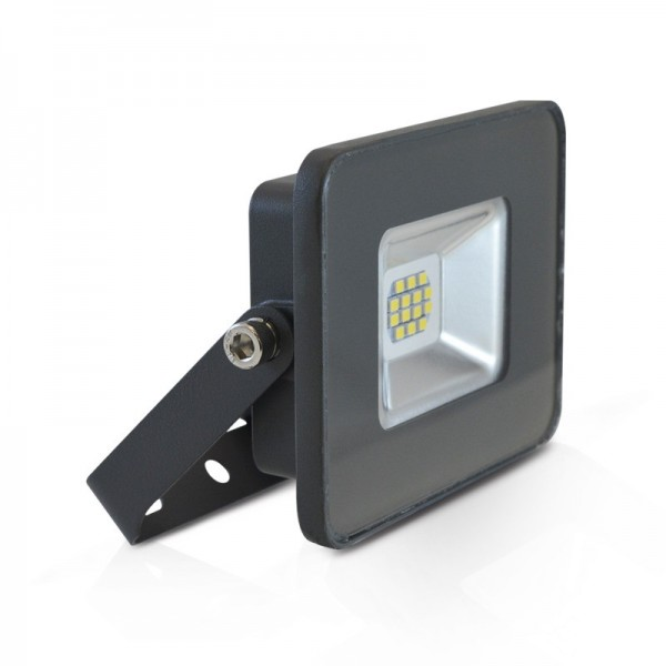 Foco Proyector LED exterior Slim Gris NEO IPAD 10W IP65 SMD