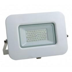 Foco Proyector LED exterior Slim Blanco NEOLINE Premium 50W IP65 SMD 5 Años De Garantía