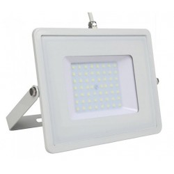 Foco Proyector LED exterior Slim Blanco NEOLINE Pro VT 50W IP65 SMD