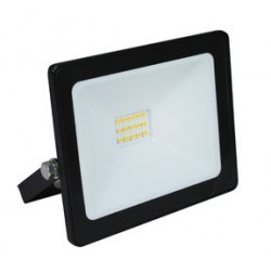 Foco Proyector LED exterior Slim Negro NEOLINE IPAD 20W IP65 SMD