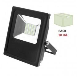 Foco LED exterior SLIM 30W IP65 SMD P10