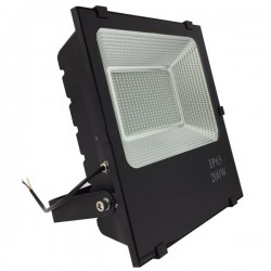 Foco Proyector LED exterior 200W IP-65 PRO