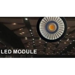 Módulo LED, Driver externo