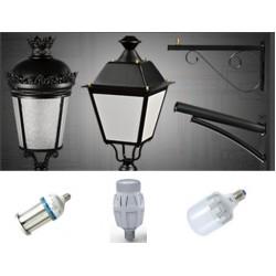 Lámparas Alumbrado público