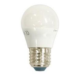 Lámpara LED Esferica E27 4W Opal