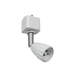 Foco Eco Carril monofasico LED, Lámpara GU10